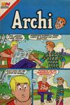 Cover for Archi Serie Avestruz (Editorial Novaro, 1975 series) #187