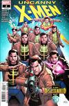 Cover Thumbnail for Uncanny X-Men (2019 series) #2 (621)