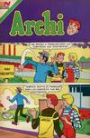 Cover for Archi Serie Avestruz (Editorial Novaro, 1975 series) #188