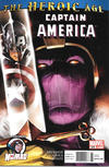 Cover Thumbnail for Captain America (2005 series) #606 [Newsstand]