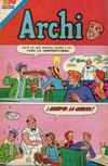Cover for Archi Serie Avestruz (Editorial Novaro, 1975 series) #189
