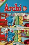 Cover for Archi Serie Avestruz (Editorial Novaro, 1975 series) #190