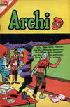 Cover for Archi Serie Avestruz (Editorial Novaro, 1975 series) #193
