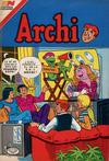 Cover for Archi Serie Avestruz (Editorial Novaro, 1975 series) #195