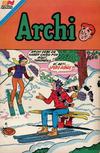 Cover for Archi Serie Avestruz (Editorial Novaro, 1975 series) #197