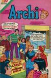 Cover for Archi Serie Avestruz (Editorial Novaro, 1975 series) #199