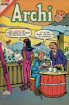 Cover for Archi Serie Avestruz (Editorial Novaro, 1975 series) #200