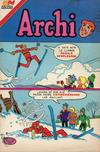 Cover for Archi Serie Avestruz (Editorial Novaro, 1975 series) #201