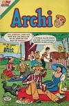 Cover for Archi Serie Avestruz (Editorial Novaro, 1975 series) #204