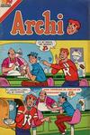 Cover for Archi Serie Avestruz (Editorial Novaro, 1975 series) #210