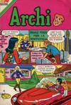 Cover for Archi Serie Avestruz (Editorial Novaro, 1975 series) #211