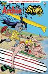 Cover for Archie Meets Batman '66 (Archie, 2018 series) #3 [Cover E Franco]