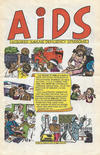 Cover for AIDS (Commercial Comics, 1987 series)