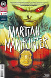 Cover Thumbnail for Martian Manhunter (2019 series) #1 [Riley Rossmo Cover]