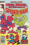 Cover Thumbnail for Marvel Tails Starring Peter Porker, the Spectacular Spider-Ham (1983 series) #1 [Newsstand]