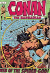 Cover for Conan the Barbarian (Yaffa / Page, 1977 series) #5