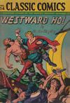 Cover for Classic Comics (Gilberton, 1941 series) #14 - Westward Ho! [HRN 26]