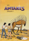 Cover for Antares (Cinebook, 2011 series) #4