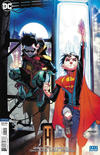 Cover for Adventures of the Super Sons (DC, 2018 series) #1 [Jorge Jimenez]