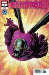 Cover Thumbnail for Deadpool (2018 series) #7 [David Marquez 'Fantastic Four Villains']