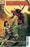 Cover Thumbnail for Deadpool (2018 series) #7 [Marc Laming 'Conan Vs']