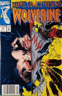 Cover Thumbnail for Marvel Comics Presents (Marvel, 1988 series) #97 [Newsstand]