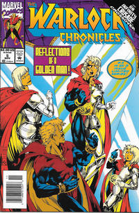 Cover Thumbnail for Warlock Chronicles (Marvel, 1993 series) #5 [Newsstand]