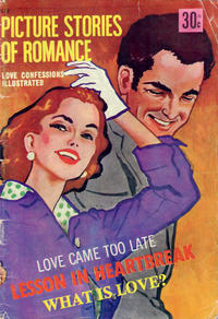 Cover Thumbnail for Love Confessions Illustrated (Magazine Management, 1968 ? series) #3518