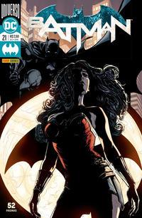 Cover Thumbnail for Batman (Panini Brasil, 2017 series) #21
