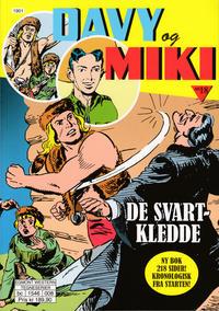Cover Thumbnail for Davy og Miki (Hjemmet / Egmont, 2014 series) #18