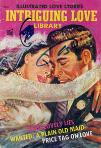 Cover Thumbnail for Intriguing Love Library (Magazine Management, 1968 ? series) #3524