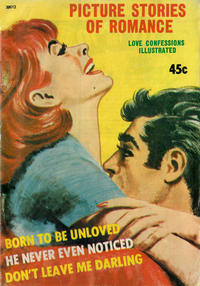 Cover Thumbnail for Love Confessions Illustrated (Magazine Management, 1968 ? series) #38012