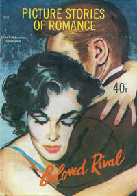 Cover for Love Confessions Illustrated (Magazine Management, 1968 ? series) #3613