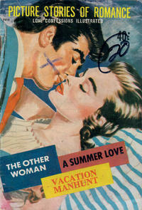 Cover for Love Confessions Illustrated (Magazine Management, 1968 ? series) #3610