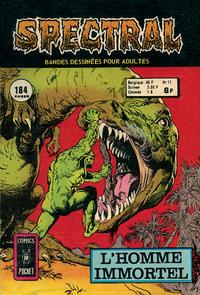 Cover Thumbnail for Spectral (Arédit-Artima, 1974 series) #11