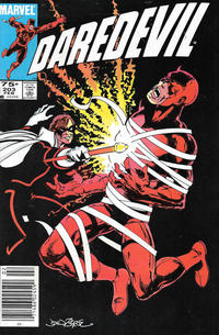 Cover Thumbnail for Daredevil (Marvel, 1964 series) #203 [Canadian]