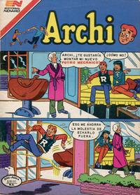 Cover Thumbnail for Archi (Editorial Novaro, 1956 series) #1047