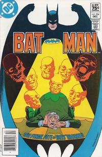 Cover Thumbnail for Batman (DC, 1940 series) #354 [Canadian]