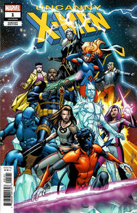 Cover Thumbnail for Uncanny X-Men (Marvel, 2019 series) #1 (620) [Carlos Pacheco]