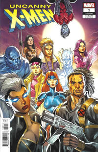 Cover Thumbnail for Uncanny X-Men (Marvel, 2019 series) #1 (620) [Rob Liefeld]