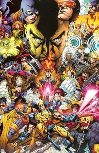 Cover Thumbnail for Uncanny X-Men (Marvel, 2019 series) #1 (620) [Joe Quesada 'Hidden Gem']