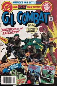Cover Thumbnail for G.I. Combat (DC, 1957 series) #248 [Canadian]