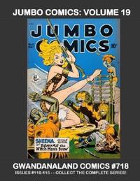 Cover Thumbnail for Gwandanaland Comics (Gwandanaland Comics, 2016 series) #718 - Jumbo Comics: Volume 19