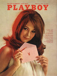 Cover Thumbnail for Playboy (Playboy, 1953 series) #v15#2