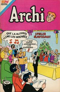Cover Thumbnail for Archi Serie Avestruz (Editorial Novaro, 1975 series) #131