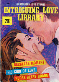 Cover Thumbnail for Intriguing Love Library (Magazine Management, 1968 ? series) #3446