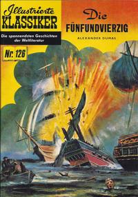 Cover Thumbnail for Illustrierte Klassiker [Classics Illustrated] (Norbert Hethke Verlag, 1991 series) #126 - Die Fünfundvierzig