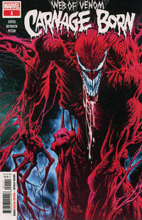 Cover Thumbnail for Web of Venom: Carnage Born (Marvel, 2019 series) #1