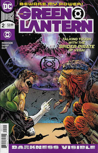 Cover Thumbnail for The Green Lantern (DC, 2019 series) #2 [Liam Sharp Cover]