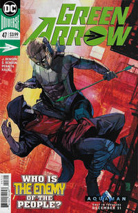 Cover Thumbnail for Green Arrow (DC, 2016 series) #47 [Alex Maleev Cover]